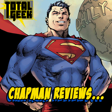 Chapman Reviews Action Comics 1000