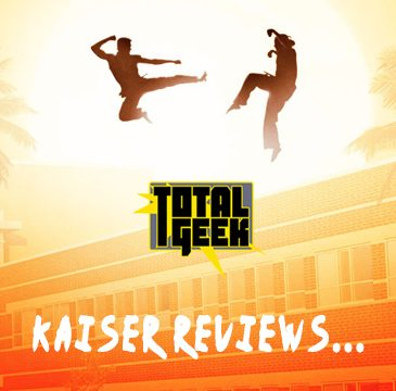 Kaiser Reviews Cobra Kai