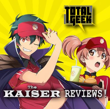 Kaiser Reviews The Devil is a Part Timer