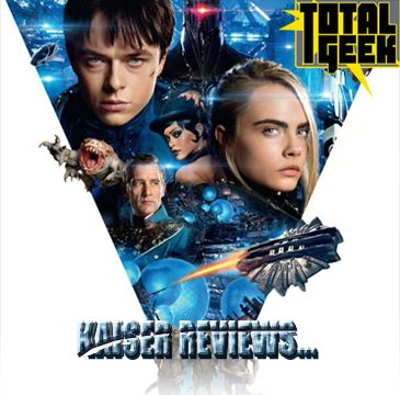 Kaiser Reviews Valerian