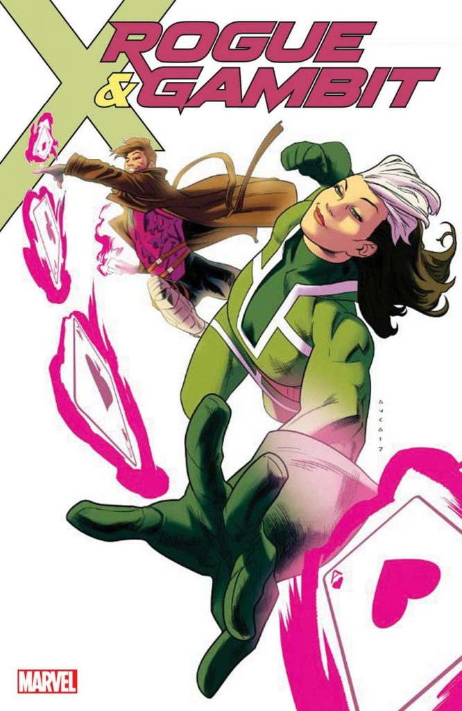 Rogue & Gambit Issue 1 Cover